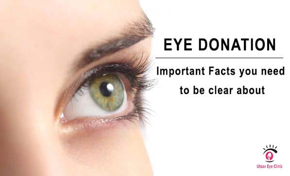 Eye donation in Navi Mumbai: Procedure, Facts & Myths